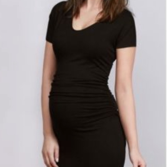 64e21a007f401 Isabella Oliver Dresses & Skirts - Isabella Oliver Maternity dress